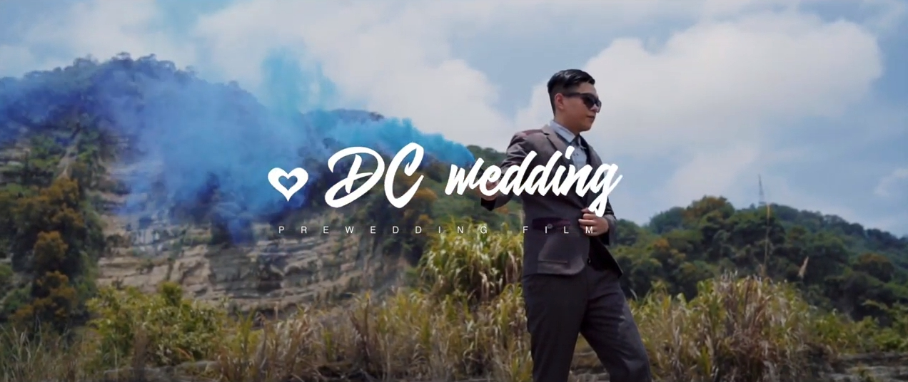 You are currently viewing YU-SIAN&WEI-SYUAN pre-wedding MV